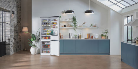 Samsung presenta una nueva línea de lavadoras inteligentes y nuevos frigoríficos personalizables para cada estilo de vida