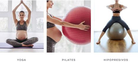 Se estrena Sanasté Studio, el primer centro de yoga online para embarazadas en español