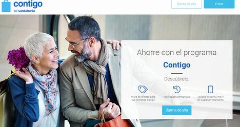 """SANTALUCÍA lanza """"Contigo' un programa de compras exclusivo para clientes"""