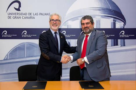 ULPGC y Santander Universidades renuevan su colaboración