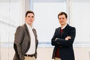 Óscar Flores, CEO y Cofundador y Miguel Ángel Bru, VP Business Dev y cofundador. Made of Genes.