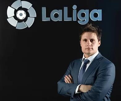 Óscar Mayo, nombrado Director General Ejecutivo de LaLiga