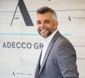 Óscar Rodríguez, Grupo Adecco.