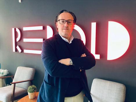 Óscar Simón, director Comercial de Rebold.