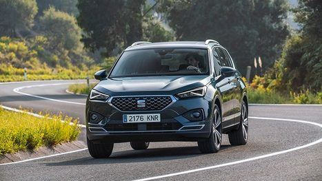 El SEAT Tarraco máxima puntuación en las pruebas Euro NCAP