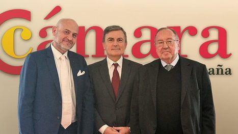 SEAT preside la Comisión de Movilidad de la Cámara de Comercio de España