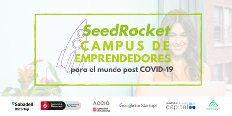 SeedRocket busca 10 startups que hagan frente al mundo post COVID-19