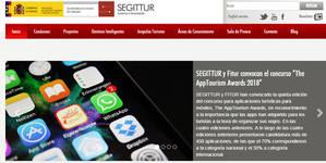 Segittur y Fitur convocan el concurso de aplicaciones turísticas, The AppTourism Awards 2018