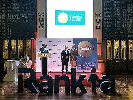 Self Bank, 'Mejor Bróker Multiproducto 2018' según Rankia
