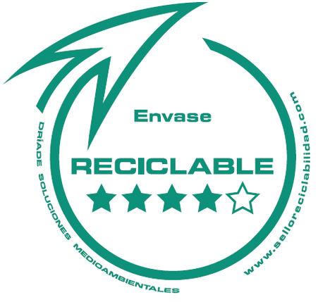 Se presenta la primera metodología que permite identificar el grado de reciclabilidad de los envases