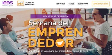 Llega la cuarta edición de la Semana del Emprendedor, el mayor evento Online de Startups del mundo