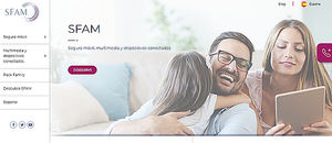 SFAM, líder europeo en seguros para móviles, prevé contratar en España a 400 empleados de forma indefinida