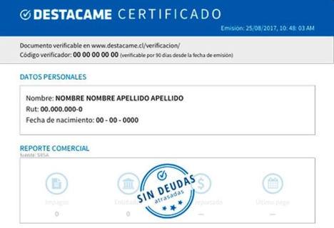 Recomendaciones para solicitar préstamo con DICOM en Chile