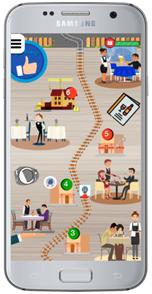 El smart-game TrainApp formará solidariamente a los restaurantes para hacerlos seguros frente al COVID-19