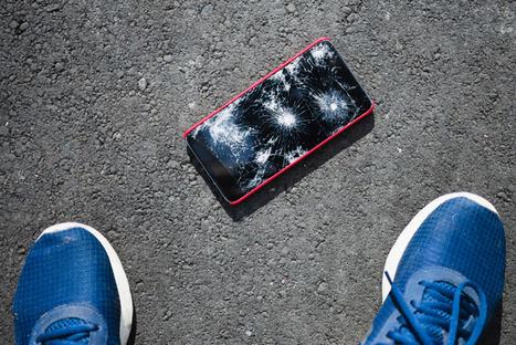 El 65% de los usuarios asegura que la rotura es el principal motivo para cambiar de móvil