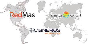 smartycontent y RedMas, compañía de Cisneros Interactive, han iniciado su alianza para el desarrollo del vídeo online en América