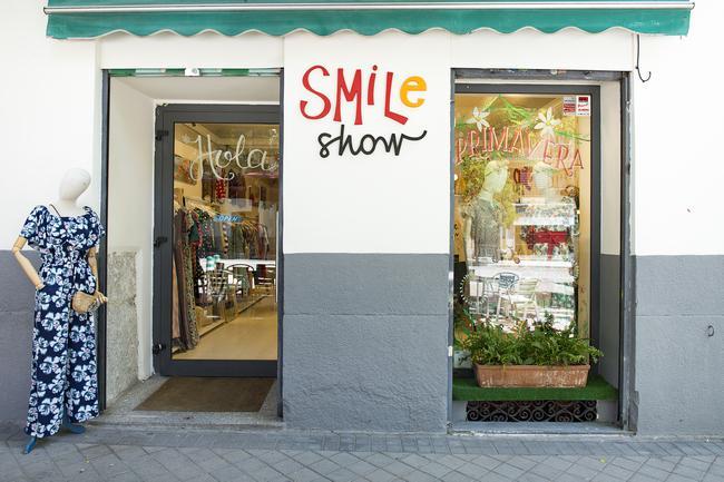 c08ae376da2fc Smile abre en Madrid  Smile Show