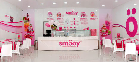 Las cadenas de yogur helado smöoy y de videojuegos Game renuevan su acuerdo de colaboración