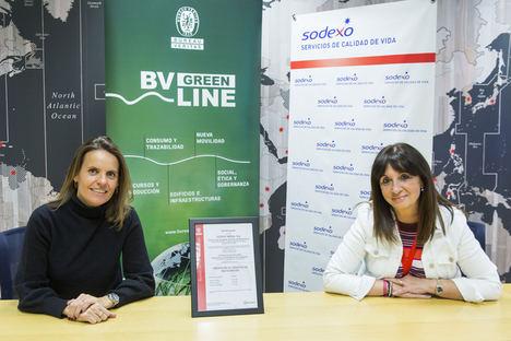 Sodexo Iberia, primera organización que logra la certificación de Bureau Veritas para minimizar el desperdicio alimentario