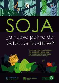 La expansión del cultivo de soja destruye la Amazonía y El Cerrado con la complicidad de España