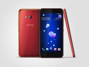 El HTC U11 en color Solar Red, disponible ya en España