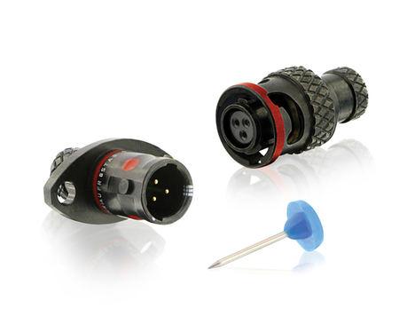 La serie SOURIAU 8STA: una referencia para conectores de alto rendimiento en el mundo del motor