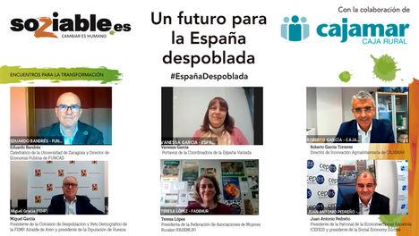 El impulso de los servicios básicos y la mejora de las infraestructuras mediante las alianzas público-privadas, claves para luchar contra el avance de la España despoblada