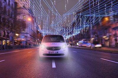 car2go cierra un 2018 lleno de éxito gracias a un mayor número de usuarios y alquileres