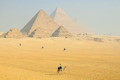 """El estreno de """"Muerte en el Nilo"""" coincide con el auge del turismo hacia Egipto"""