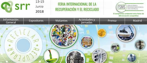 El sentido más artístico del reciclaje se verá en SRR 2018 con la obra de Ángel Cañas