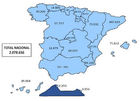 La Seguridad Social registró 2.078.636 trabajadores extranjeros de media en diciembre