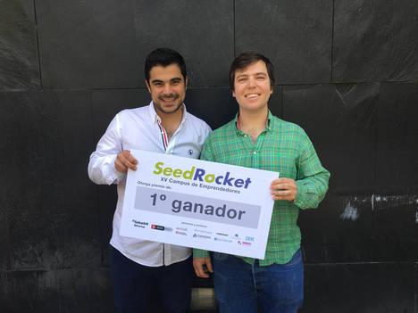 La startup Wetaca, que soluciona tu alimentación semanal, ganadora del XV Campus de Emprendedores