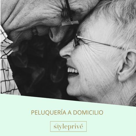 StylePrivé, el líder de belleza a domicilio, cubre la necesidad de la peluquería a domicilio y aumenta sus esfuerzos pidiendo la colaboración del sector