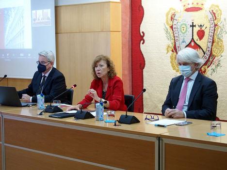 La subgobernadora del Banco de España participa en una jornada sobre la transparencia en el sector bancario del Colegio de Abogados de Málaga
