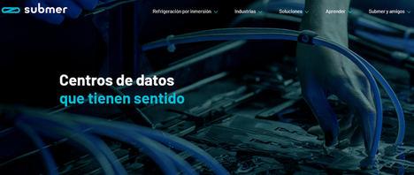 La startup Submer, ganadora de South Summit 2020