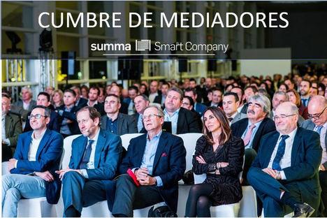Más de 300 corredores en la cumbre de mediadores en Valencia debaten la transformación del sector