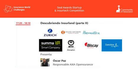 """Summa participante en """"Descubriendo Insurland"""""""