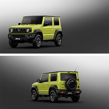 Suzuki Jimny, Vitara y S-Cross