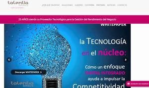Talentia Software adquiere la empresa suiza Addedo