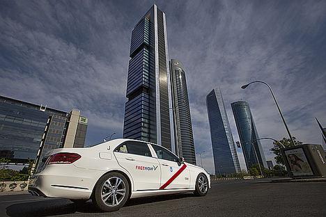 Un estudio de FREE NOW cifra en 214 M€ el impacto de flexibilizar el sector del taxi en España