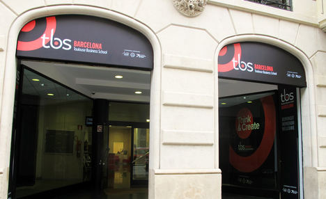 TBS Business School en Barcelona inicia el curso 2020-21 en el marco de la nueva normalidad