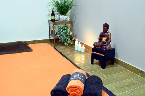 Templo del Masaje va a gestionar el circuito de salud, belleza y relax del Hotel Nuevo Madrid