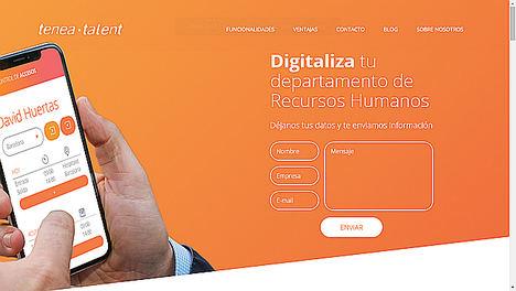 Grupo Tenea, gracias a su software HCM Tenea-Talent, crea una alianza con el proveedor de hardware Axis Communications