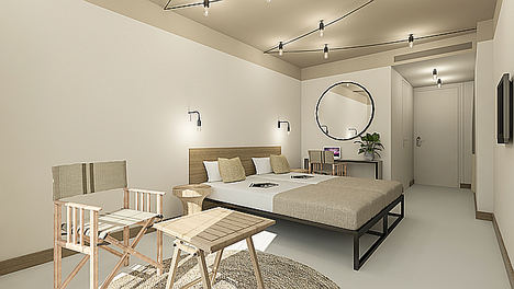 Nace tentHotels, una nueva cadena hotelera que ofrecerá alojamientos en zonas vacacionales maduras, con ubicaciones rodeadas de oferta complementaria