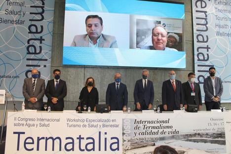 72 expertos de 12 países analizan los desafíos del termalismo después de la pandemia