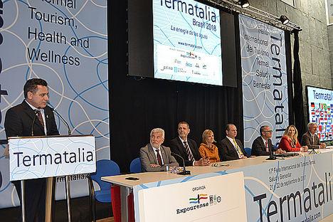 El programa científico de Termatalia Brasil 2018 incluye la participación de más de 50 expertos de 18 países