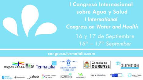El 1º Congreso sobre Agua y Salud organizado por Termatalia reúne a 50 ponentes de 7 países