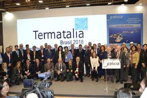 Lanzamiento en Europa de Termatalia Brasil 2018