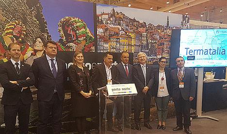 Termatalia 2019 continúa su promoción internacional en la BTL de Lisboa
