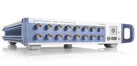 R&S CMP180: la nueva plataforma de test inalámbrica de próxima generación de Rohde & Schwarz